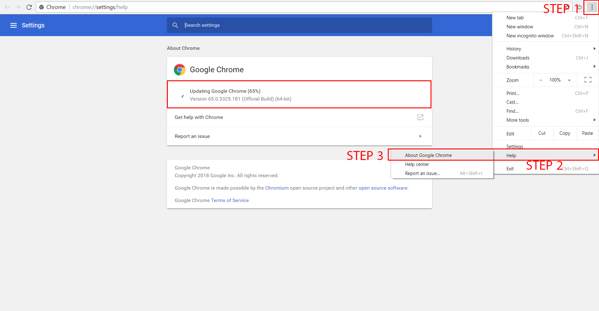 chrome 66 download